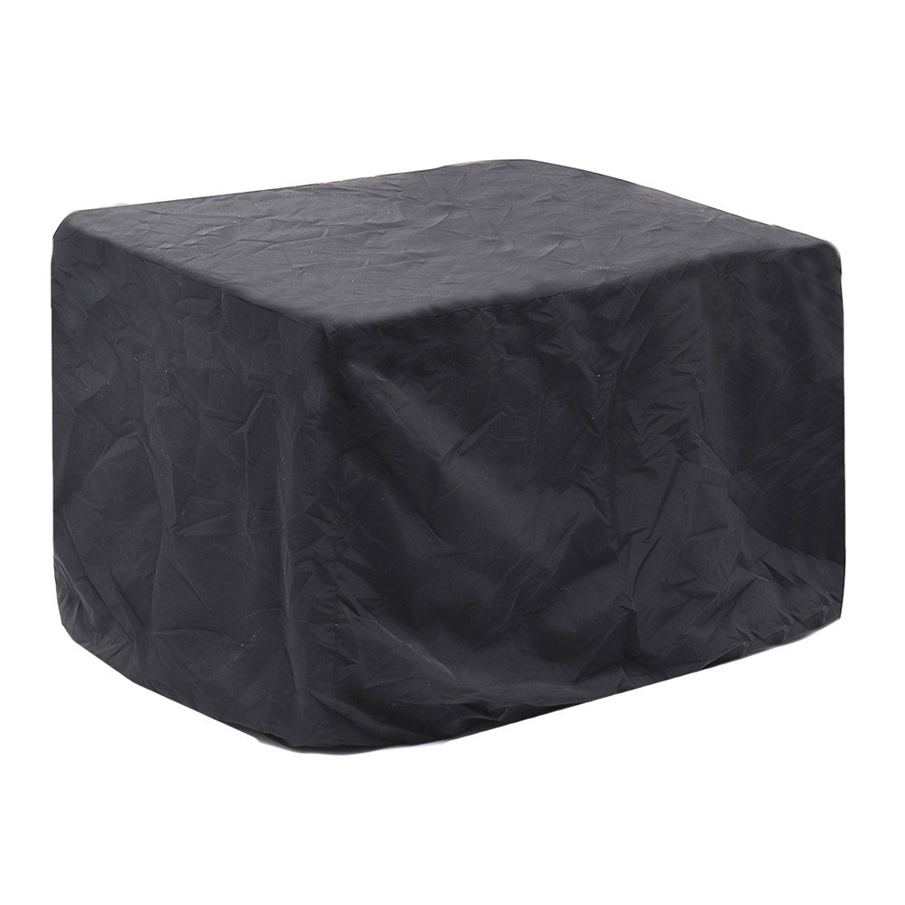 ZHENWOCAI 81x61x55cm Portable Generator Cover Dust Guard Protector Black New
