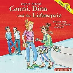 Conni, Dina und das Liebesquiz (Conni & Co 10)
