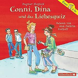Conni, Dina und das Liebesquiz (Conni & Co 10) Hörbuch