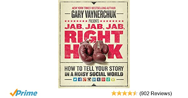 Jab, Jab, Jab, Right Hook: How to Tell Your Story in a Noisy Social