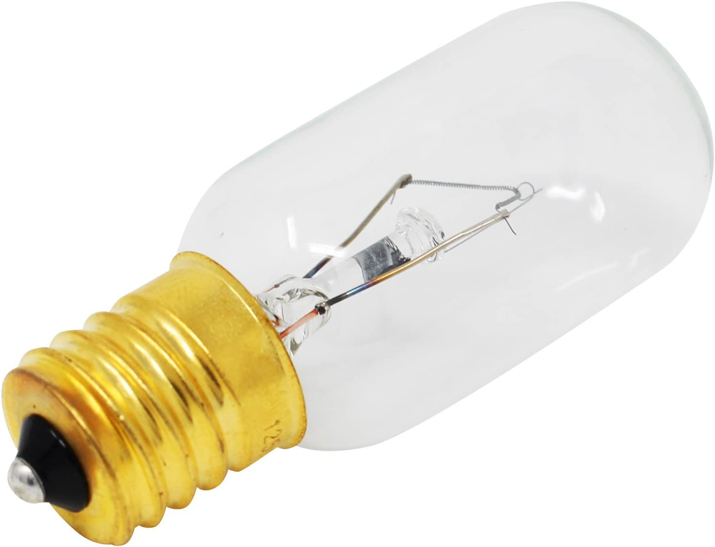 2-Pack Replacement Light Bulb for Kenmore//Sears 72180414500 Microwave Compatible Kenmore//Sears 6912W1Z004B Light Bulb