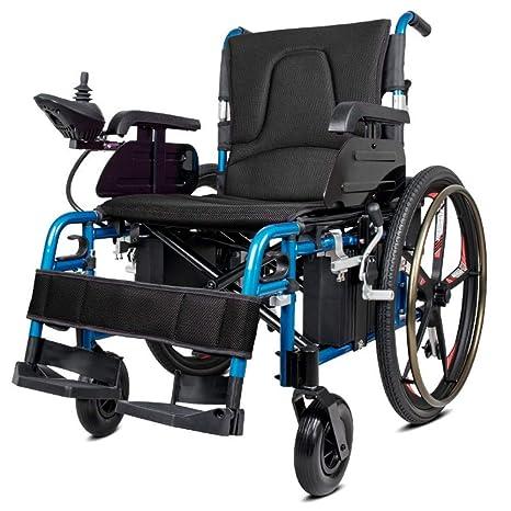Cmn Silla de ruedas/Scooter de exteriores para adultos Silla ...