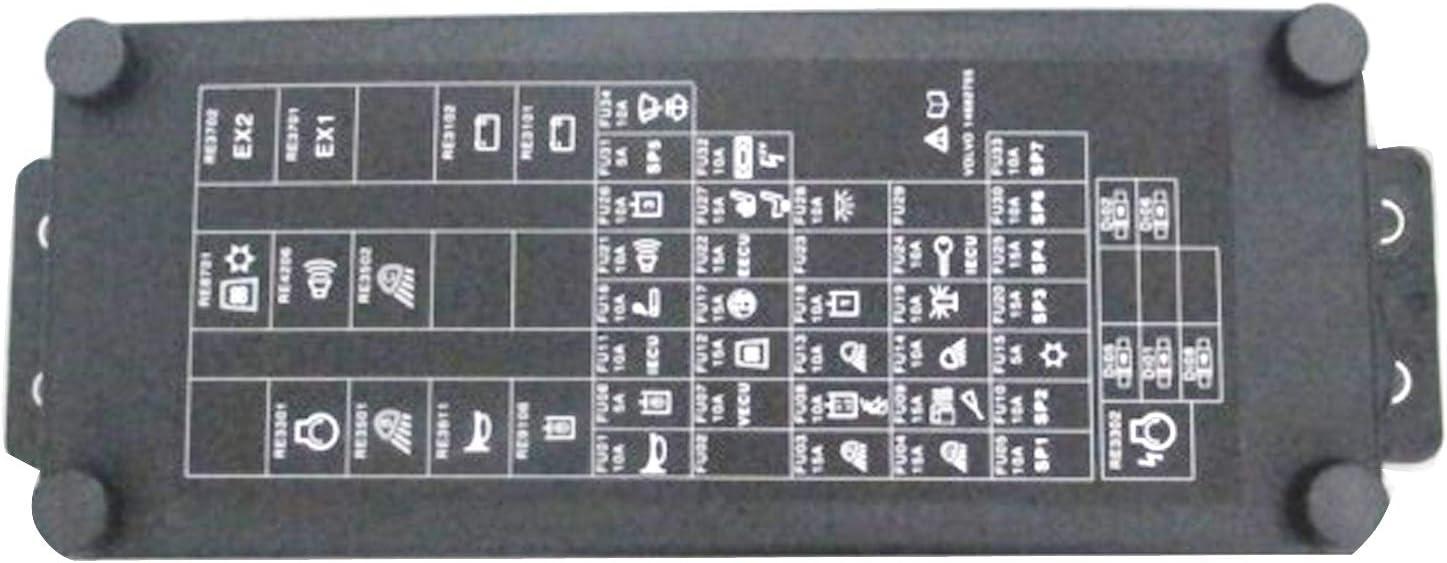2006 Volvo Xc90 Fuse Diagram