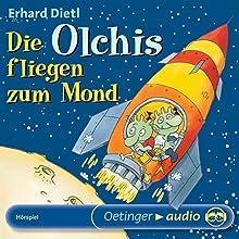Die Olchis fliegen zum Mond Hörspiel von Erhard Dietl Gesprochen von: Rainer Schmitt, Stephanie Kirchberger, Maritna Mank