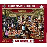 Go Games Christmas Kitchen 500 Piece Puzzle