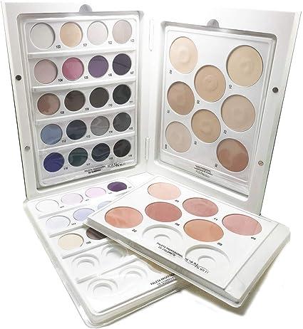 Palette Set · Pack PREMIUM de maquillaje con paletas de sombras ...