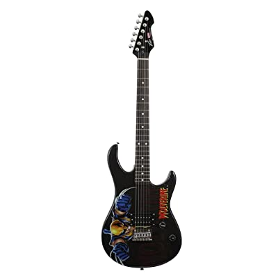 Peavey Wolverine Rockmaster Electric Guitar: Musical Instruments [5Bkhe2004414]