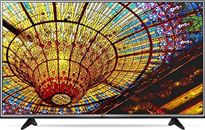 LG 49UH6030 49-inch 4K Ultra HD LED Smart TV - 3840 x 2160 - TruMotion 120 Hz - webOS 3.0 - Wi-Fi - HDMI (Certified Refurbished)