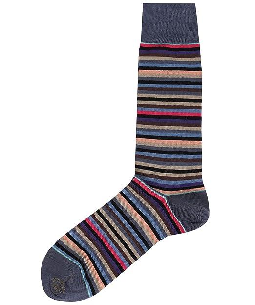 Effio Hombres calcetines rayas uniformes Marina De Guerra única Talla: Amazon.es: Ropa y accesorios