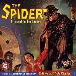 Spider #11 August 1934