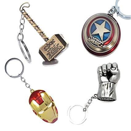 Amazon.com: Tugend-Ära Latest Collecton Metal Alloy Marvel ...
