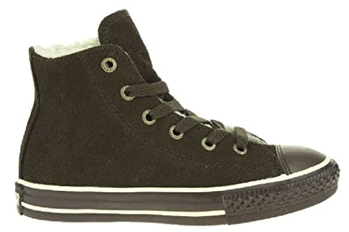 CONVERSE Shoes for kids - CT suede hi - 311516 choco