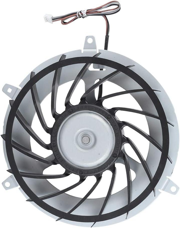 ASHATA Ventilador de Refrigeración de PS3,Ventilador de ...