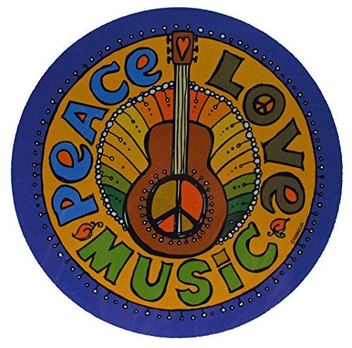 Peace Car Magnet - 8
