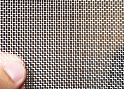 Sefar, 07-74/34, Polyester Mesh Filtering Screen 74 Micron - Open Area %: 34 - Width: 59 in, Natural Color (1 Yard) by Sefar America