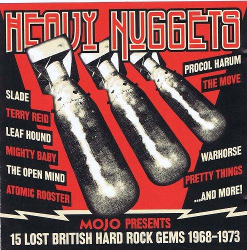 Mojo Presents Heavy Nuggets 15 Lost British Hard Rock Gems 1968-1973