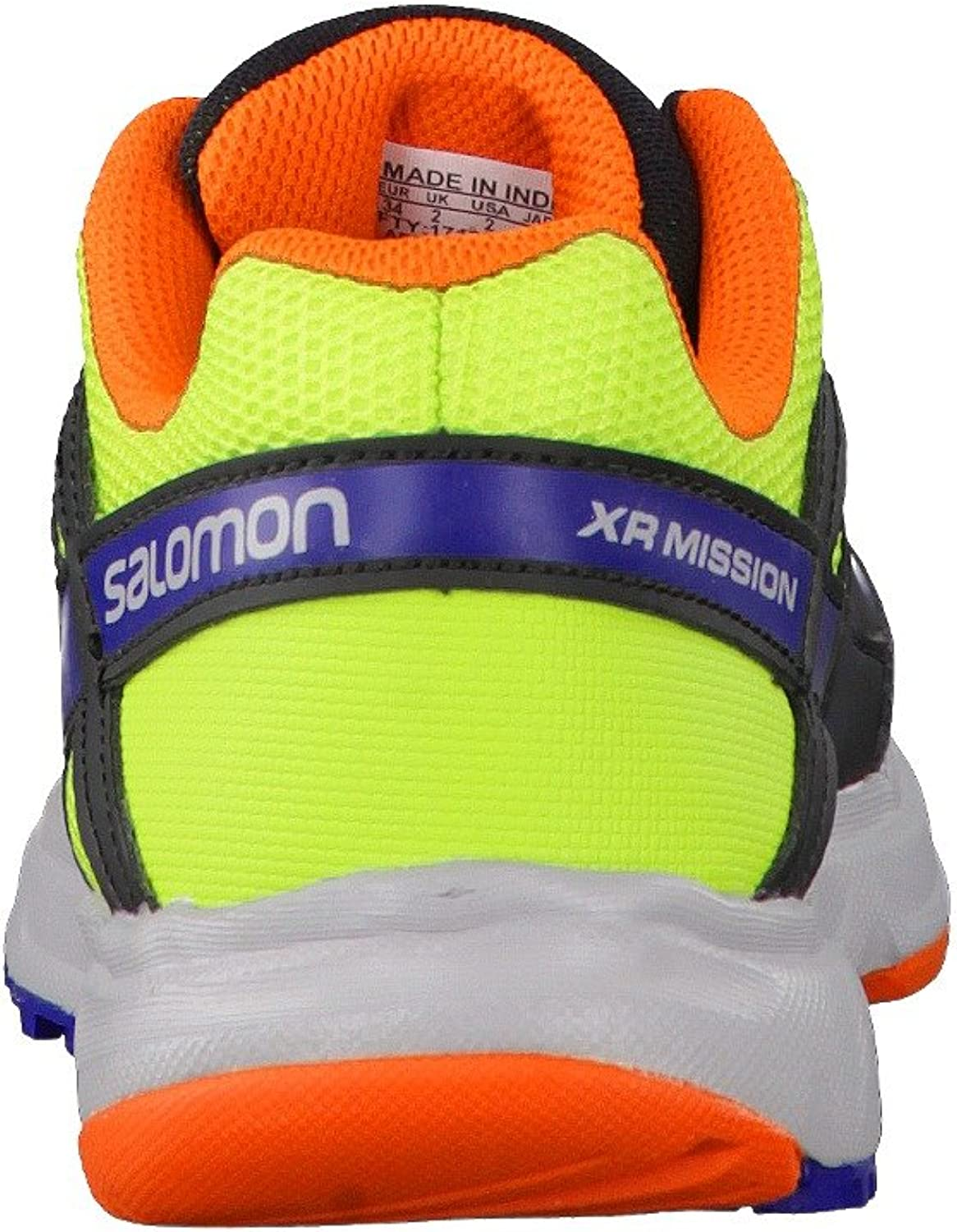 Salomon – Zapatillas de Running, Niñas Verde Size: 37: Amazon.es: Zapatos y complementos