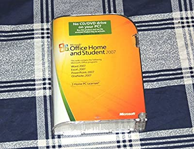 Microsoft Office Home And Student 2007- Service Desk Edition