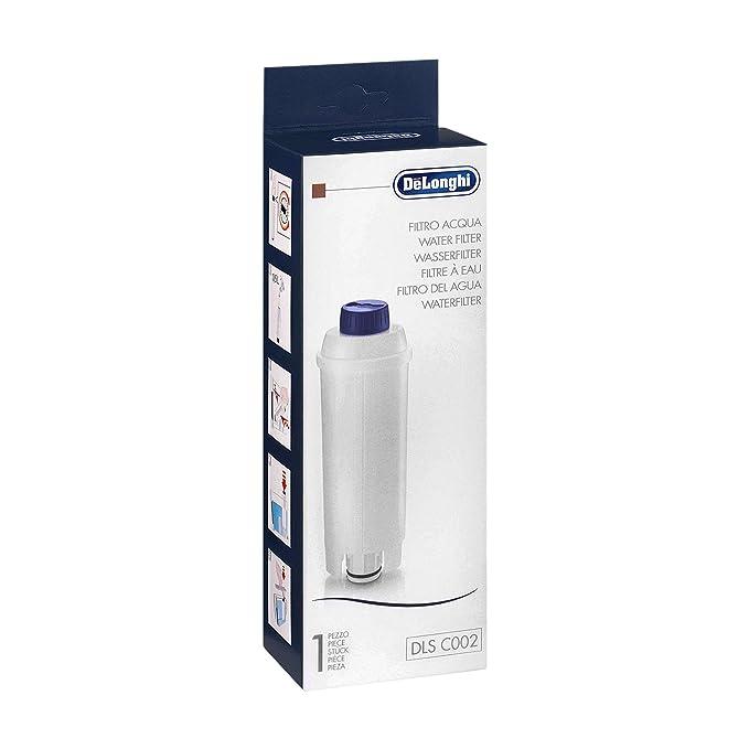 2 descalcificadores Delonghi EcoDecalk, 3 filtros de agua Delonghi ...