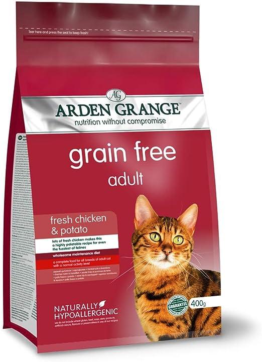 Arden Grange Adult Cat - 4000 gr: Amazon.es: Productos para mascotas
