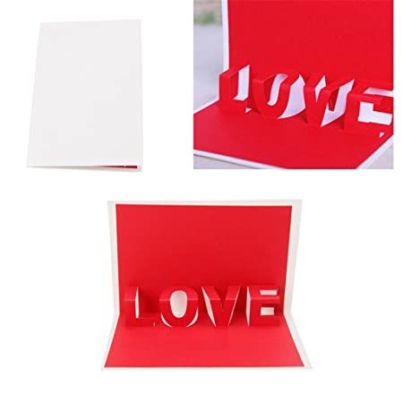 Top sell crafts wedding invitations greeting cards valentines day top sell crafts wedding invitations greeting cards valentines day 3d 3t4963 red m4hsunfo