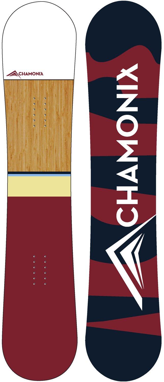 Chamonix Haute Wide Snowboard Mens Sz 160cm (W) by Chamonix'