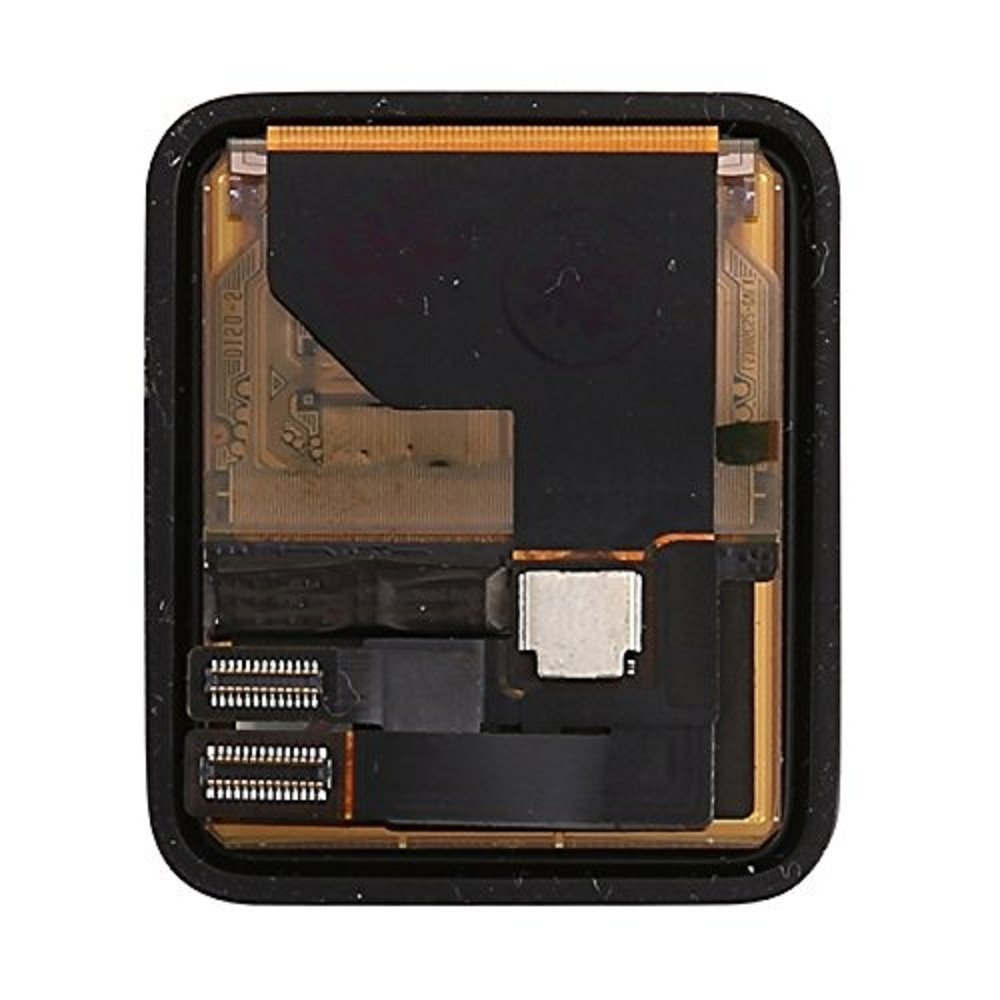 Ogodeal Apple Watch Series 1 A1803 and (1st generation) A1554 Screen Repair Kit 42mm Sapphire Crystal Version LCD Screen and Digitizer Assembly Replacement with Repair Tool Set by ogodeal (Image #3)