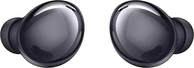 Samsung Galaxy Buds Pro Kabellose Kopfhörer Wireless Earbuds Ausdauernder Akku 3 Mikrofone Sound By Akg 2 Wege Lautsprecher Inkl Araree Clear Cover Phantom Black Deutsche Version Elektronik