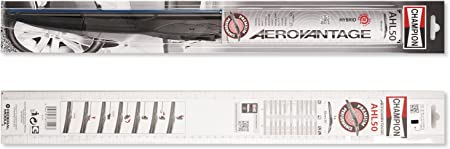 60 cm Set de 2 Champion AHL60//B01 Aerovantage Balai Hybride