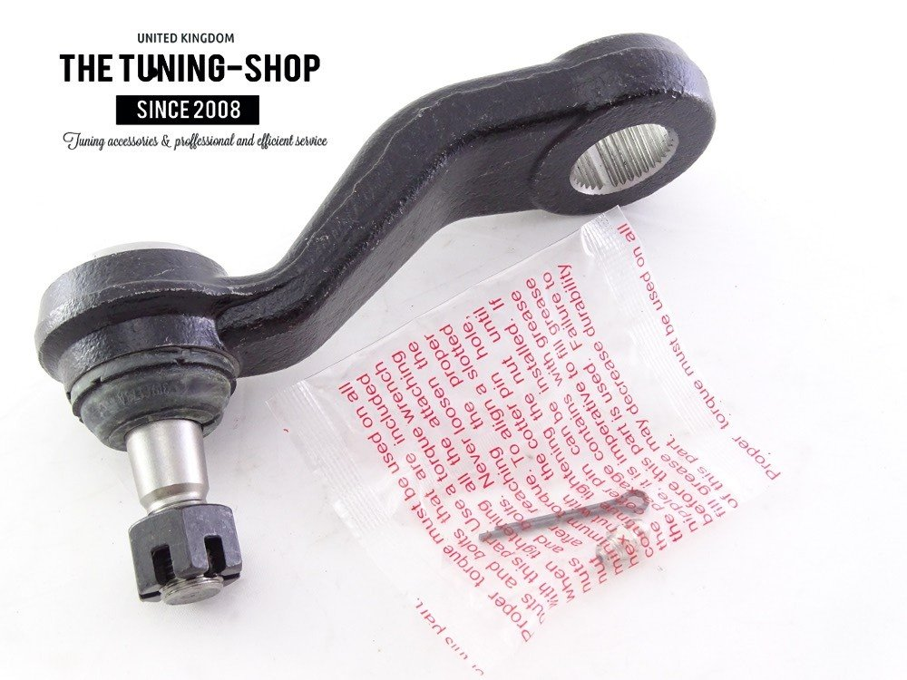 The Tuning Shop Steering Pitman Arm K6654 BAW Front