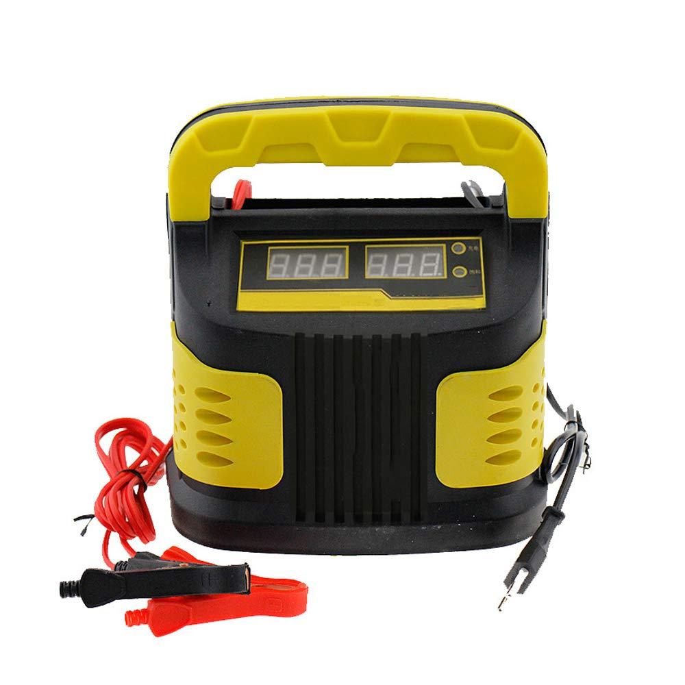 12V24V Coche y Motocicleta Cargador/mantenedor de batería ...