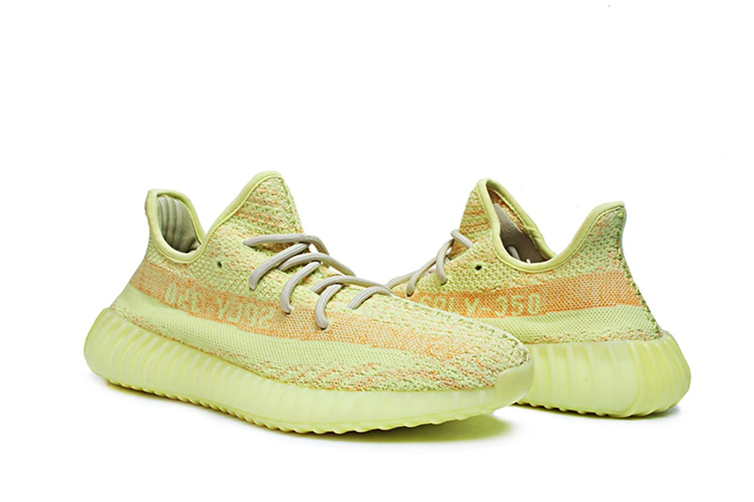 Adidas Yeezy 350 Boost V2 Yellow Green
