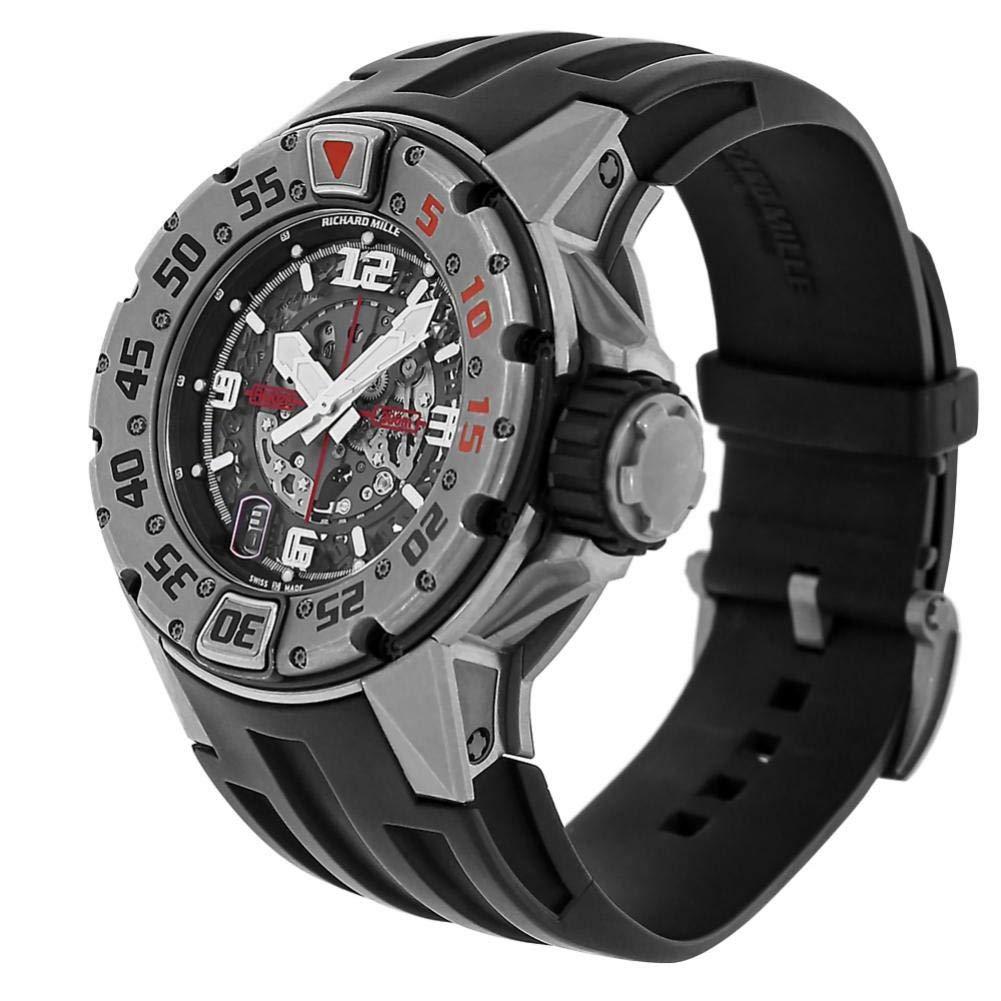 Richard Mille RM 028 RM028 - Reloj automático, diseño de autobús: Richard Mille: Amazon.es: Relojes