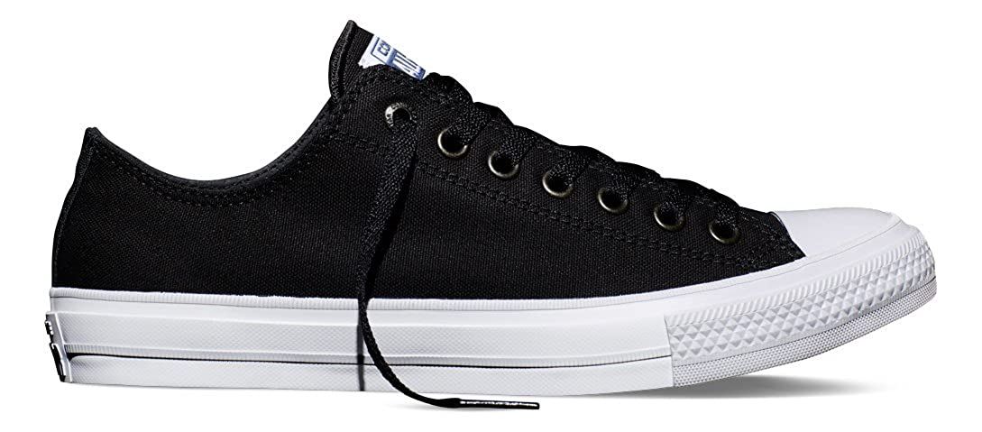 Converse Unisex-Erwachsene Chuck Taylor All Star Ii-Ox Low-Top