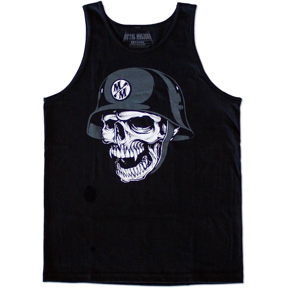 Metal Mulisha Men's Institutionalized Tank Top