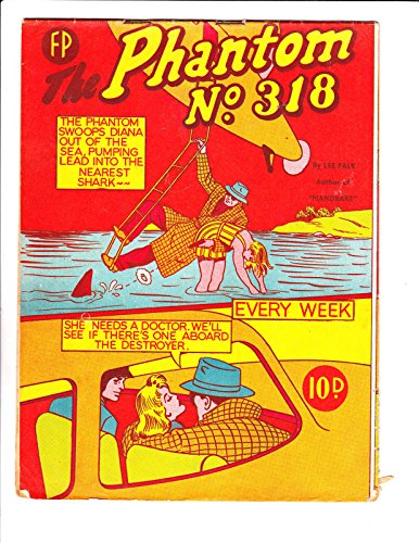 The Phantom No 318 1960's? New Zealand Helicopter Water Rescue / Shark Cover (Shark New Zealand)
