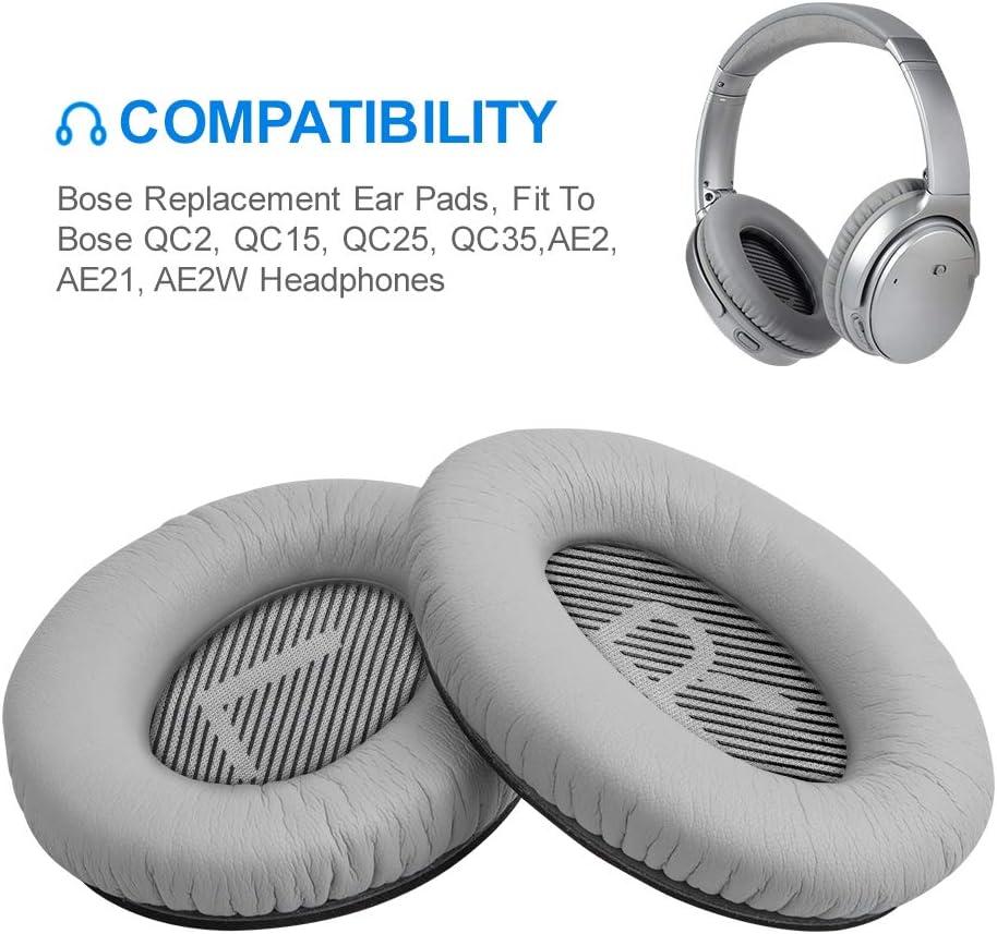 Almohadillas Para Bose Qc 35/25 / 15 Qc2 / Ae2 / Ae2i.......