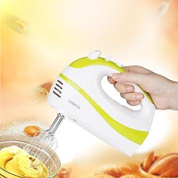 hcfkj eléctrica 5 velocidad Handheld batidora licuadora Batidor ...