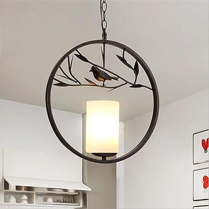 Atmko®Iluminación colgante Lámparas de araña Chandelier ...