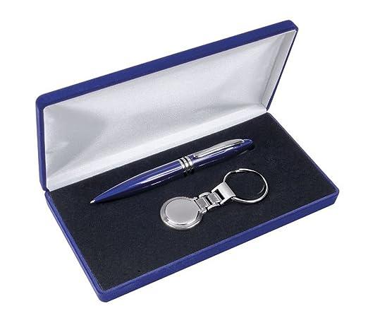Ten Conjunto de bolígrafo y Llavero cod.EL7201 cm 16,5x10x2 ...