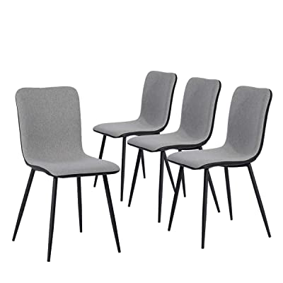 Coavas Dining Chairs Set of 4