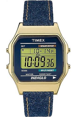 7a9a04c9d279 timex-Unisex watch-tw2p77000  Amazon.es  Relojes