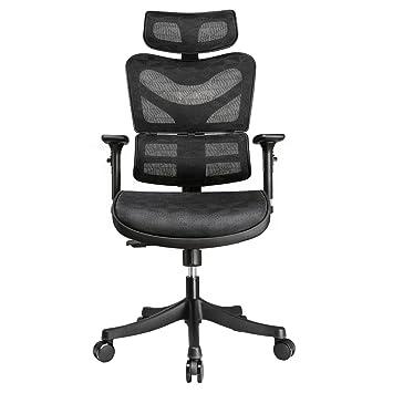argomax mesh ergonomic office chair emec002 - Ergonomic Desk Chair