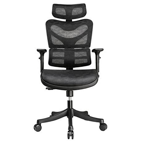 Amazoncom Argomax Mesh ergonomic Office Chair EMEC002