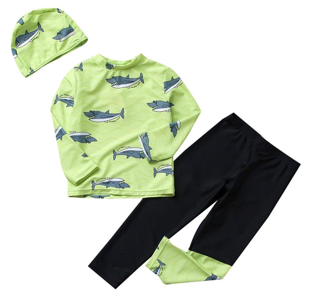 TAIYCYXGAN Little Boys Two Pieces Swimsuit
