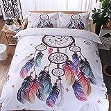 Ningkotex Dream Catcher Feathers Bedding Set