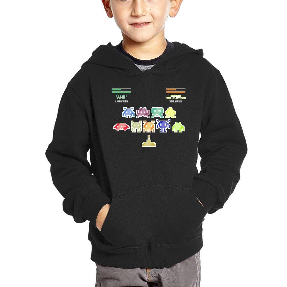 Small Hoodie Original Computer Boys Casual Soft Comfortable Sweatshirts Pocket Hoodies