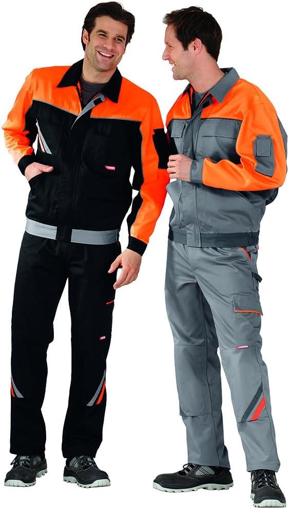 2410038 zinco//Arancione//ardesia /Giacca Visline V1 Planam/ taglia 38