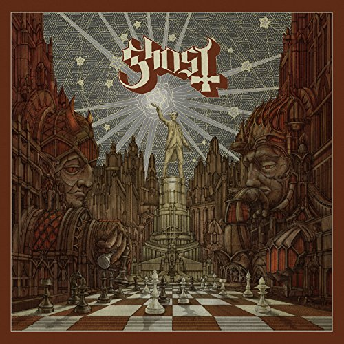 Ghost - Popestar - CDEP - FLAC - 2016 - DeVOiD Download
