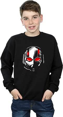 Marvel Niños Ant-Man and The Wasp Scott Mask Camisa De Entrenamiento